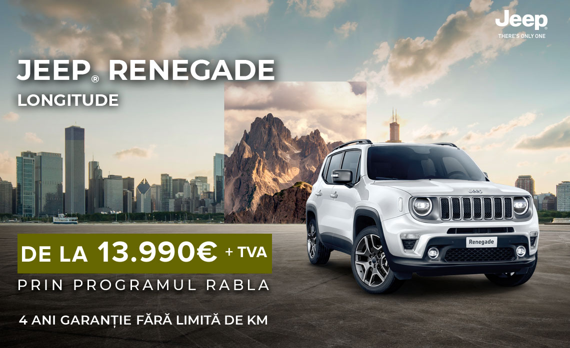 Jeep Renegade Autoimperia